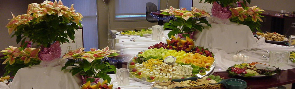 Off Premise Catering Service